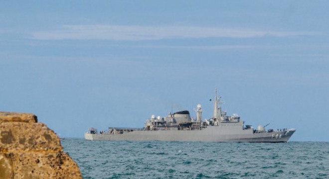 Fragata Independência partiu de Natal (RN) em março para operação no Líbano