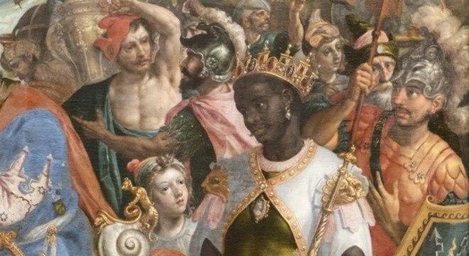 Pesquisadores calculam que, no século 16, um décimo da população de Lisboa era negra