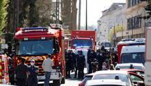 França abre investigação por terrorismo após ataque com faca