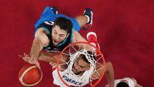 Basquete: EUA e França disputarão a final do torneio masculino
