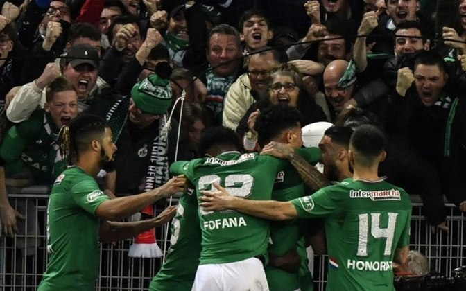 França (Ligue 1) - Saint-Étienne – 10 títulos