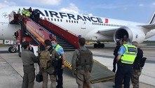 Ameaça de bomba em voo vindo do Chade mobiliza polícia na França