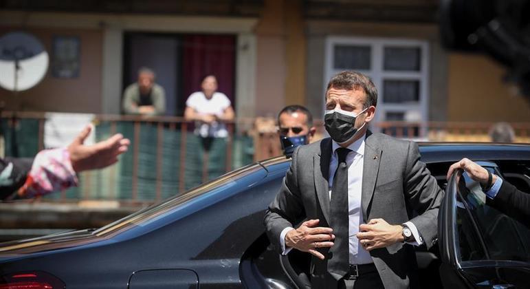 Governo de Emmanuel  Macron pede maior proteção â floresta amazônica para fechar acordo