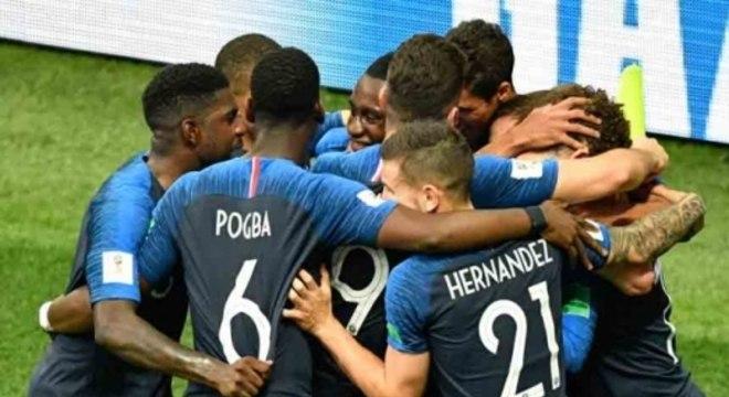 A  França é bicampeã do mundo. Como os argentinos e uruguaios