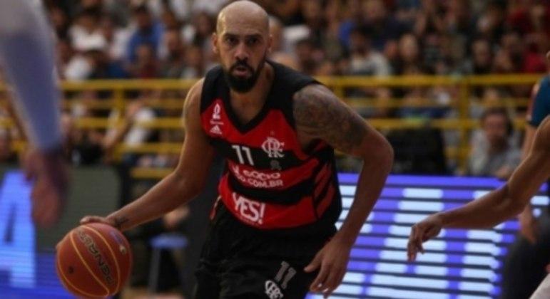 Franca x Flamengo Marquinhos