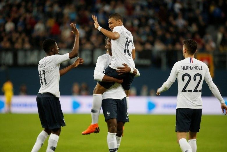 Racismo: Fifa indicia Rússia por caso em amistoso com a França