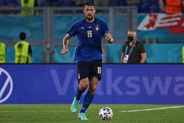 Francesco Acerbi - Lazio - Zagueiro - 33 anos - 10 milhões de euros (R$ 59 mi) - Contrato até 30/06/2023