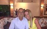 Zilu Godoi lamentou e morte do ex-sogro e disse que ele era