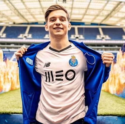 Francisco Conceição: Porto - 18 anos - meio-campista