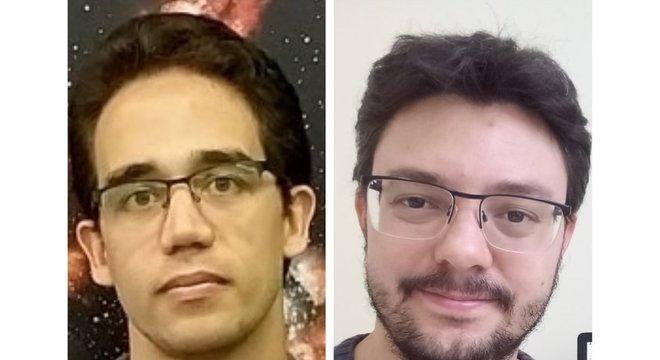 Os pesquisadores da UFMG Francisco Maia e Mateus Angelo também participaram da descoberta