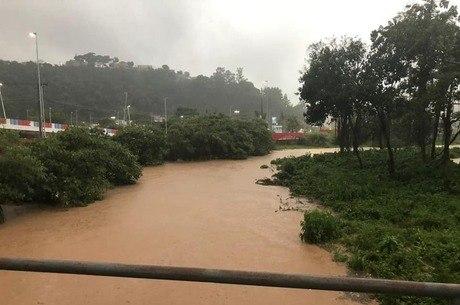 Franco da Rocha sofreu com enchentes nesta quinta (2)
