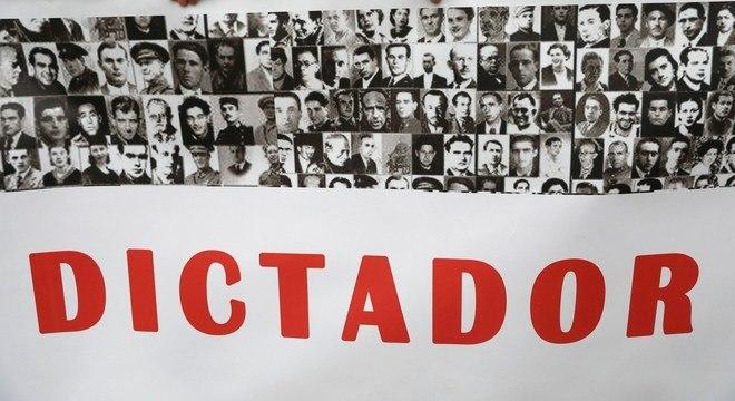 Vítimas do regime de Franco ainda são lembradas