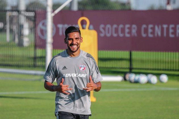 Franco Jara (32 anos) - Clube: FC Dallas - Posição: atacante - Valor de mercado: 2,6 milhões de dólares.