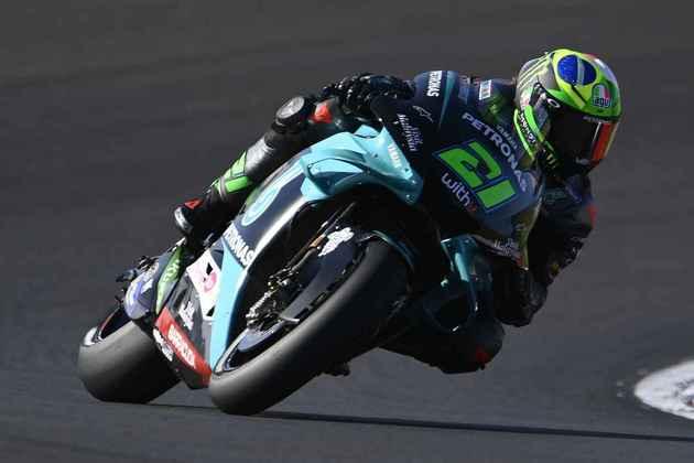 Franco Morbidelli completou o top-10 das sessões