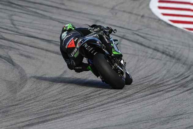 Franco Morbidelli foi o mais rápido no primeiro dia de atividades da MotoGP