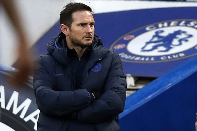 Frank Lampard – inglês – 42 anos – último clube que treinou: Chelsea (ING)