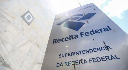 Fachada da Superintendência da Receita Federal