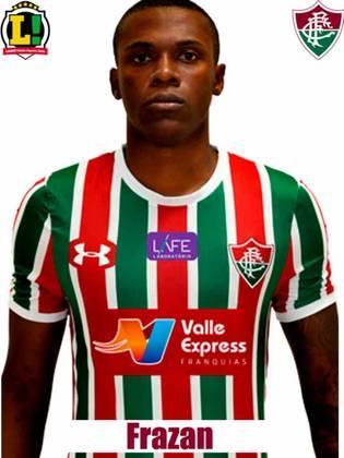 Frazan - 5,0 - Titular no lugar de Matheus Ferraz, o zagueiro não deu conta do recado. Errou o tempo de bola e falhou no primeiro gol do Volta Redonda, além de não conseguir fazer a cobertura pela esquerda no segundo gol.