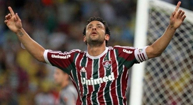 Pronto para voltar a ser ídolo. Capitão e líder no Fluminense. Está tudo acertado
