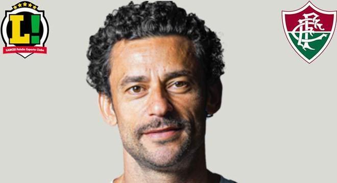 Fred - 7,0 - Mais uma boa partida do atacante, que participou como conseguiu, orientou os companheiros e deu dois ótimos passes para chegadas de perigo do Fluminense.