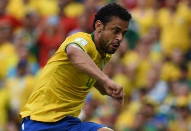 FRED anotou 18 gols com a camisa canarinha, pela qual disputou os Mundiais de 2006 e 2014. Além disto, foi campeão da Copa América de 2007 e da Copa das Confederações de 2013.