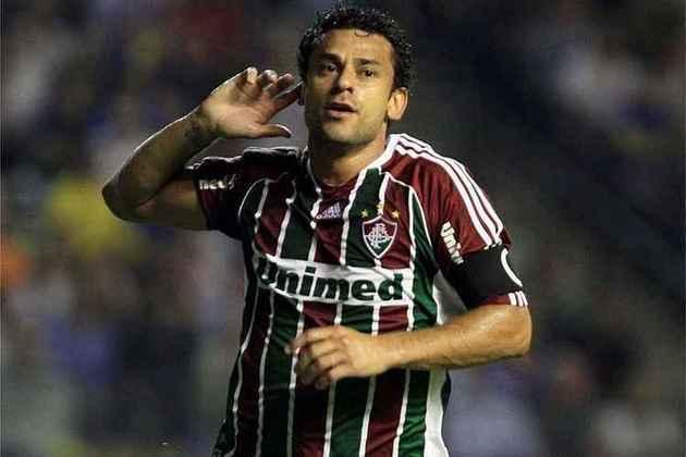 Fred: artilheiro por onde passou, o atacante voltou ao Cruzeiro em 2018 após a primeira passagem entre 2004 e 2005 e conseguiu levar o time ao título da Copa do Brasil. Ídolo também do Fluminense, onde foi bicampeão brasileiro em 2010 e 2012, retornou ao clube das Laranjeiras em 2020 e levou o time para a Libertadores 2021
