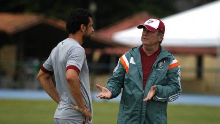 Fred atingiu patamar tão grande, que influenciava nas contratações e demissões de treinadores. A mesma coisa se veria no Cruzeiro, mais recentemente.