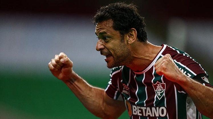 Fred - Clube: Fluminense - Disputou as Copas do Mundo de 2006, 2010 e 2014 pelo Brasil