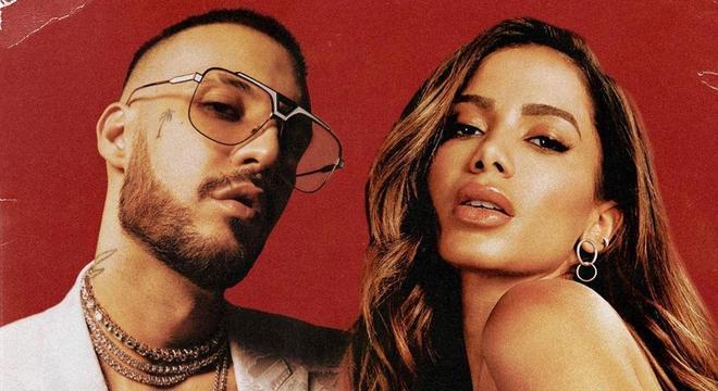 Fred De Palma e Anitta fizeram parceria internacional