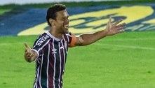 Fred chega a 399 gols e promete se aposentar no Fluminense