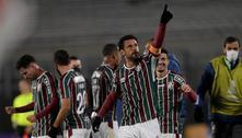 Fluminense bate o River e se classifica em 1º na Libertadores