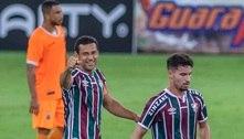 Com pintura de jovem e gol 400 de Fred, Flu vence o Nova Iguaçu: 3 a 1