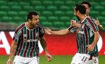 Fred, Nene, Nenê, Fluminense