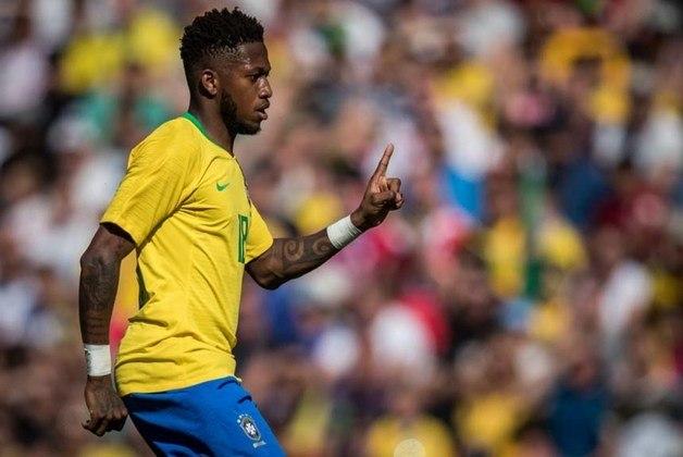 Fred – Outro jogador que ganhou espaço com Tite nessa Copa América foi Fred. O meia do Manchester United ganhou uma vaga na Seleção e terminou o torneio em alta.