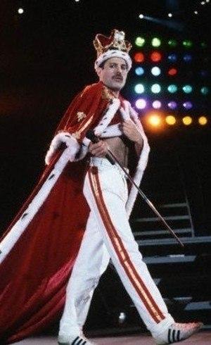 Exposição terá looks de  Freddie Mercury