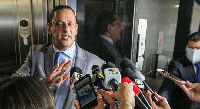 O ex-advogado da família Bolsonaro Frederick Wassef
