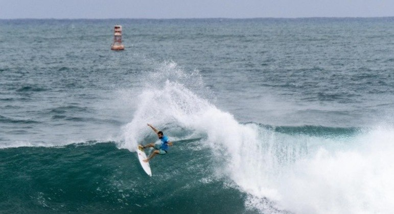 Frederico Morais Hawaiian Pro 2019