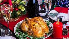 Ceia de Natal para poucas pessoas deixa jantar de famílias mais barato