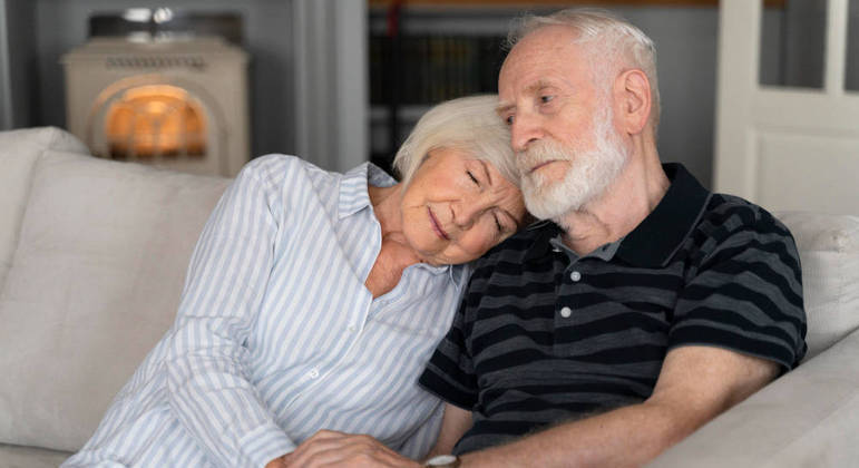 Pesquisa também apontou que 25% dos idosos temem perder um ente querido