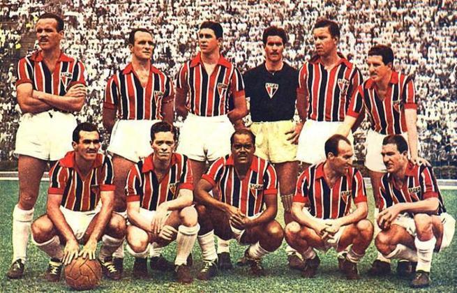 Friaça: 24 gols em 1949 - No último ano do 'Esquadrão Imortal' (1943-1949), o Tricolor foi Campeão Paulista e o atacante Friaça foi o artilheiro da competição.