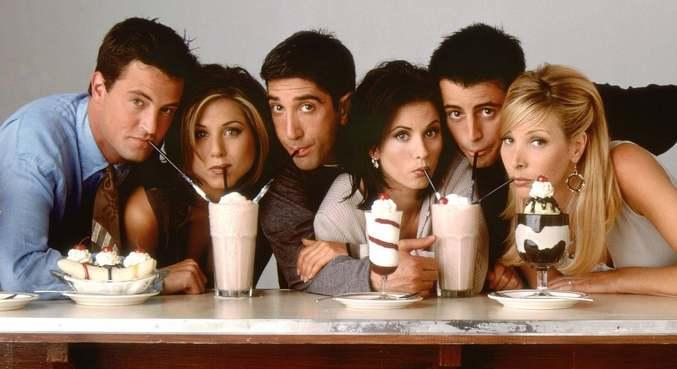 Elenco original de 'Friends' se juntará para um especial após 27 anos