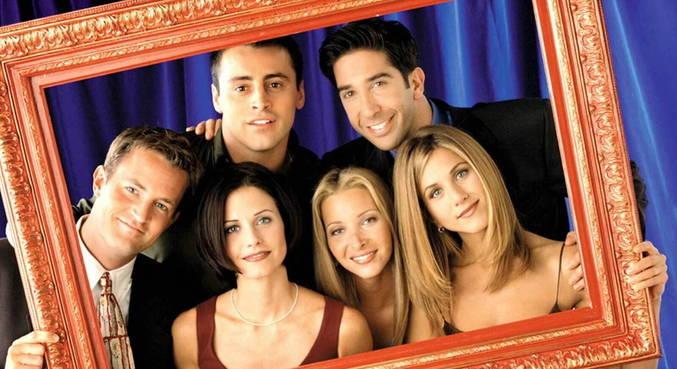 Elenco principal de 'Friends' está inteiramente confirmado para o especial