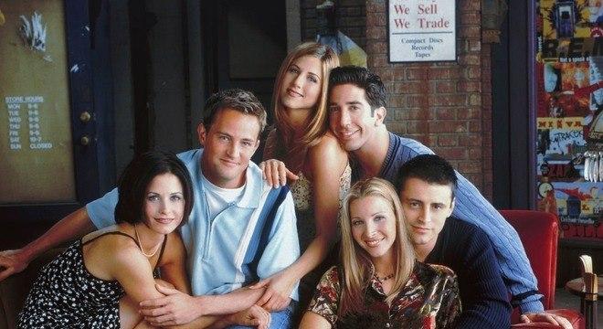 Friends ficou no ar de 1994 a 2004'