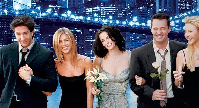 O tão esperado reencontro de 'Friends' foi adiado