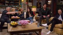 Especial de 'Friends' faz busca por músicas da série dispararem