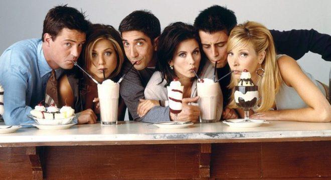 """Eita! """"Friends"""" pode ganhar reunião do elenco original no HBO Max"""