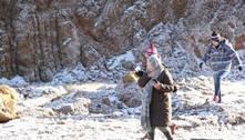 Massa de ar polar chega ao país com chance de neve no RS e SC