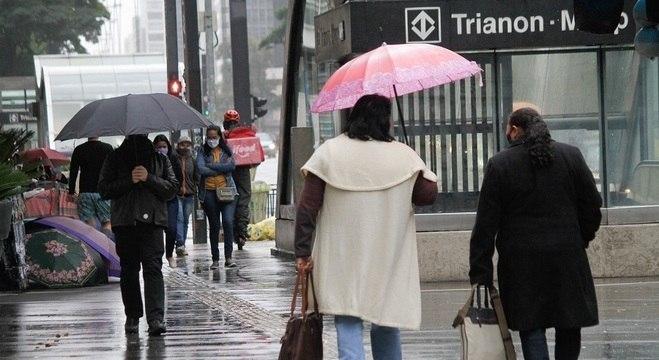 Previsão para setembro é de mês ainda mais chuvoso do que agosto