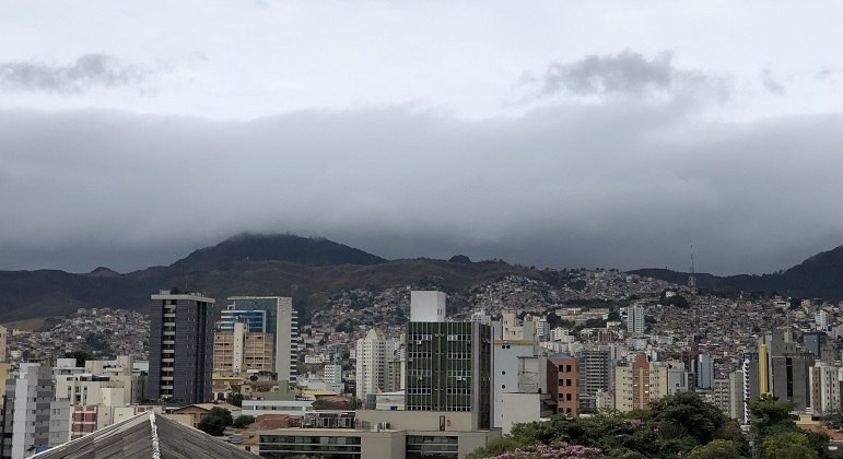 Belo Horizonte registrou 7,6ºC no início da manhã desta terça-feira (20)