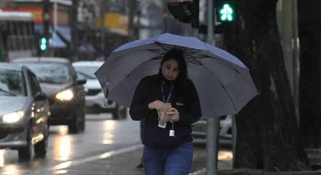 Frente fria deve se intensificar em São Paulo a partir de quinta-feira (20)